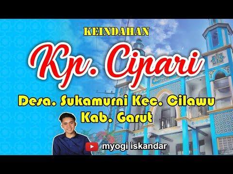 kampung-cipari-desa-sukamurni-cilawu-garut