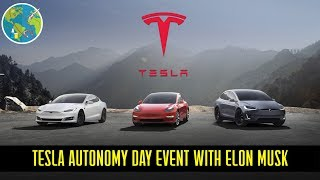 TESLA Autonomy Day Event