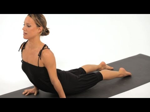 How to Do an Upward Facing Dog | Yoga