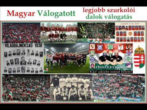 Magyar Labdarúgó Válogatott - Szurkolói dalok válogatás - Hungarian National Fotball Team Songs