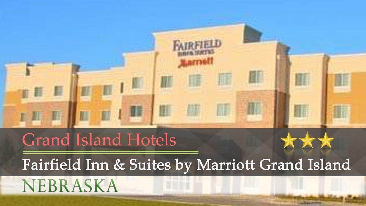 Fairfield Inn Suites By Marriott Grand Island Hotels Nebraska