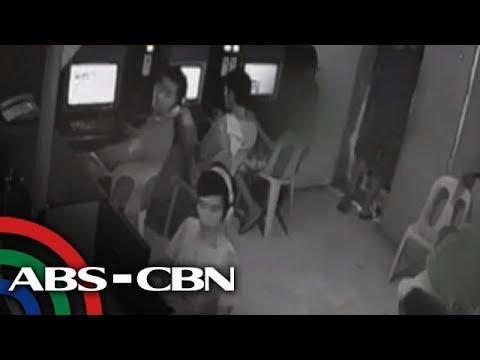 SAPUL SA CCTV: Mga bata sa computer shop, binugbog