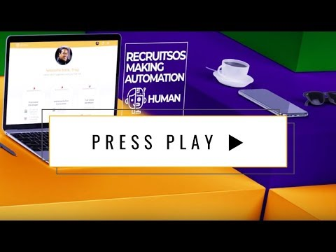 Recruiting Automation Software and Applicant Tracking System   Recruitsos