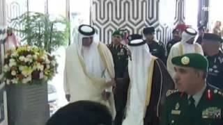 قمة خليجية تشاورية في جدة