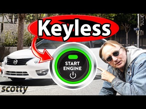 Why Keyless Cars Are Stupid