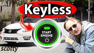 Why Not To Buy A Keyless Car (Push To Start Button)