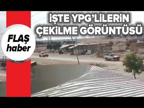 Son Dakika: PKK Ve YPG'liler Resulayn'dan Çekiliyor! / A Haber