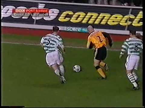 2001-12-26 Celtic v Livingston