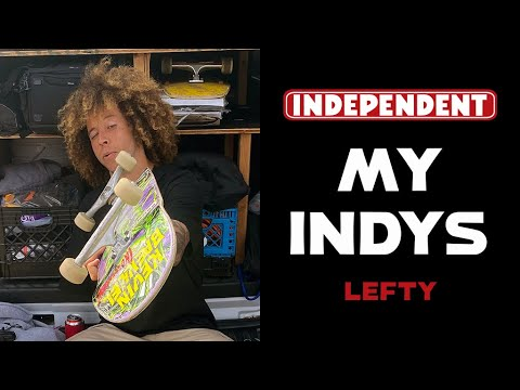 Lefty Grinds 159 Forged Titaniums | MY INDYS