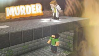 1 DÍRA v mostu a kdo tam spadne? 😀 Murder [Minecraft]