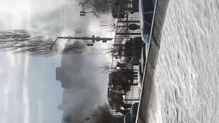 Пожар Белая Церковь (автомобиль)