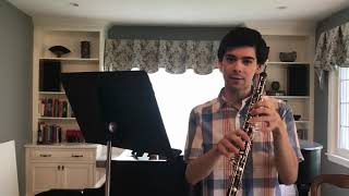 Introduction to the Oboe
