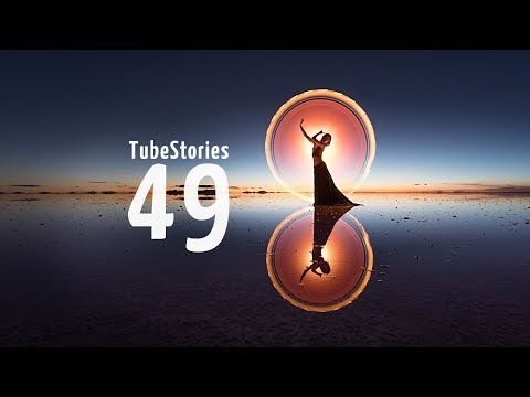 Camera setup and focus for tube light-painting - Tube Stories 49