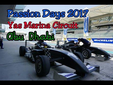 Michelin Passion Days 2017 Yas Marina Circuit, Abu Dhabi Pilot Sport 4S test - CK Motorsport TV