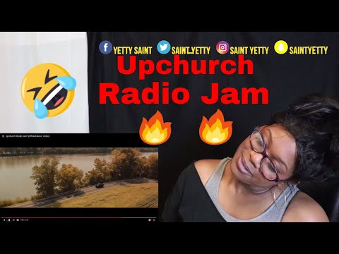 """Mom Reacts To Upchurch """"Radio Jam"""" (Official Music Video) 