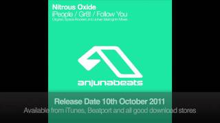 Nitrous Oxide - iPeople (Original Mix)