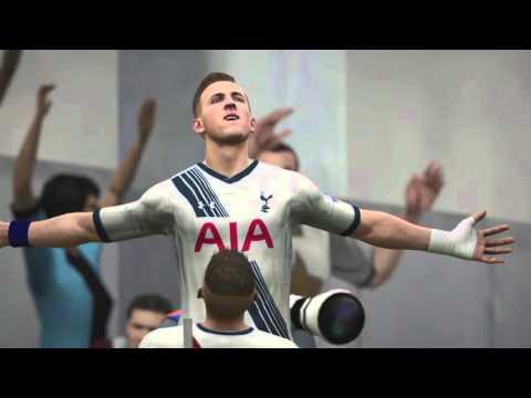 Fifa 16 Harry Kane Career #1