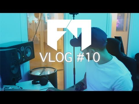 VLOG #10  Life as a music producer