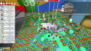 Roblox Bee Swarm Simulator: Farmed a Mythical Sprout + DIAMOND EGG!