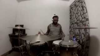 Yax Avila - Karnivool - We Are (Drum Cover)
