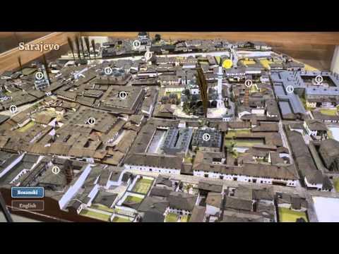 Sarajevo City Model