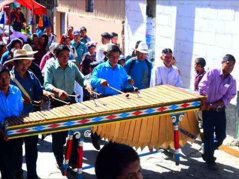 Marimba De San Sebastian H [Vol#1]Piezas En CD,2016 ,Huehuetenango /Guatemala, Songs