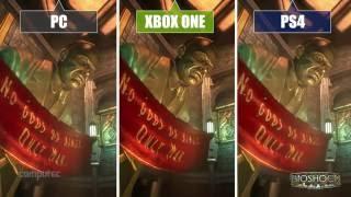 Bioshock: The Collection - Grafikvergleich PC vs PS4 vs Xbox One