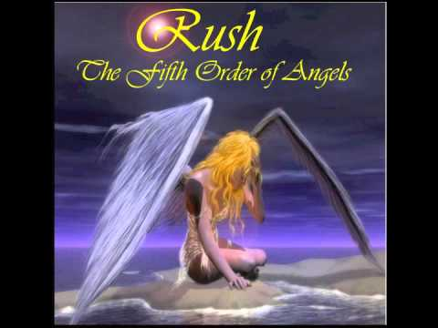 Rush Fifth Order of Angels Full Album