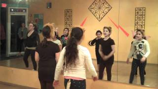 Www.LifeMovement.org Broadway Dance Theatre - Kids Dance Class In New Jersey