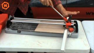 Ręczna przecinarka do płytek ceramicznych Rubi TR 600 S