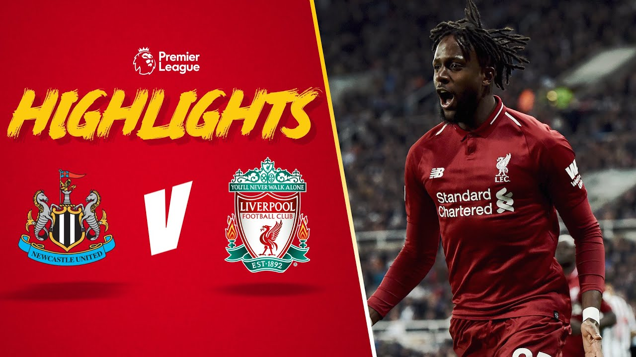 Origi heads late winner again! | Newcastle 2-3 Liverpool | Highlights