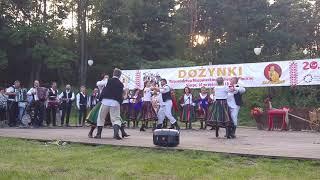 Powiat Łosicki | Zespół Pieśni i Tańca Ziemi Łosickiej | Dożynki Wojewódzkie Sierpc 2018