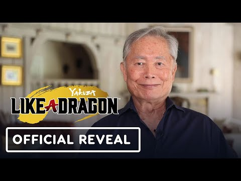 Yakuza: Like a Dragon - George Takei and Kaiji Tang Announcement Video