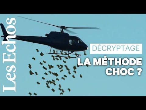 Un hélicoptère qui