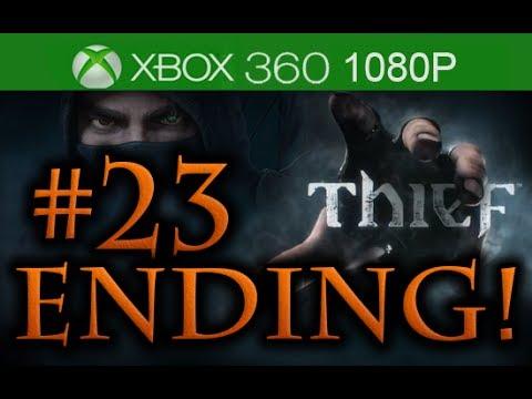 Thief ENDING Walkthrough Part 23 [1080p HD] - No Commentary - Thief 4 Ending