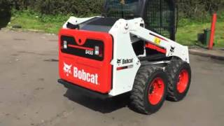 2016 bobcat s450 for sale