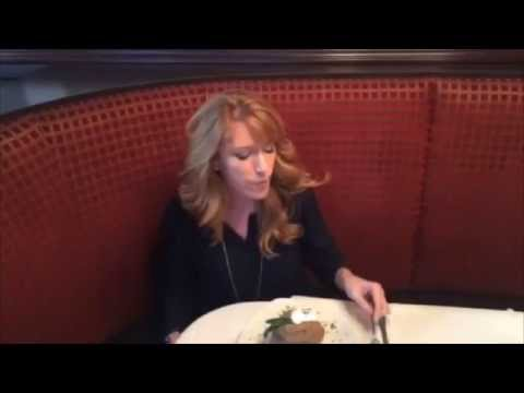 Sportscaster Heather Cox Fuels Up with a Baked Idaho� Potato!