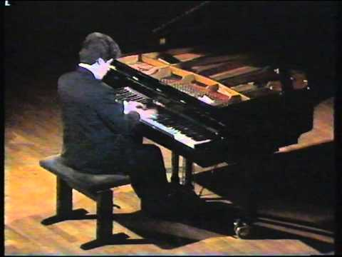 Brahms: Variations & Fugue on a Theme of Handel [Pedroni, piano]