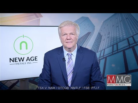 New Age Metals CEO discusses how they differentiate from other green metals