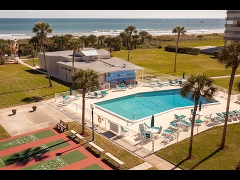 Sold Twin Towers Condo 2020 N Atlantic Ave 516 Cocoa Beach Fl 32931