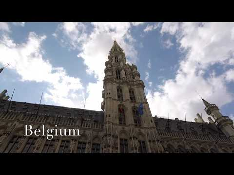 Belgium Travel Video