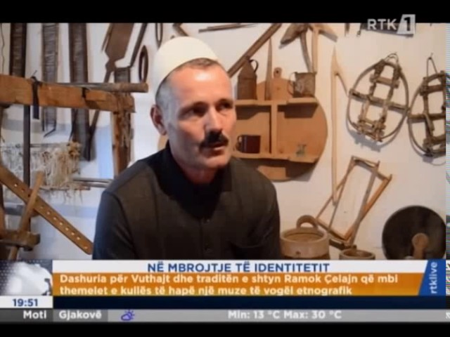 RTK: Muzeu Etnografik në Vuthaj (Plavë-Guci)