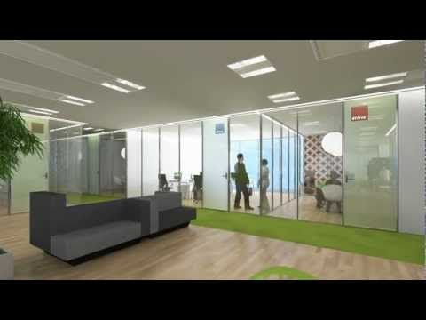 Smartglass Animation | Electronic Switchable Glass