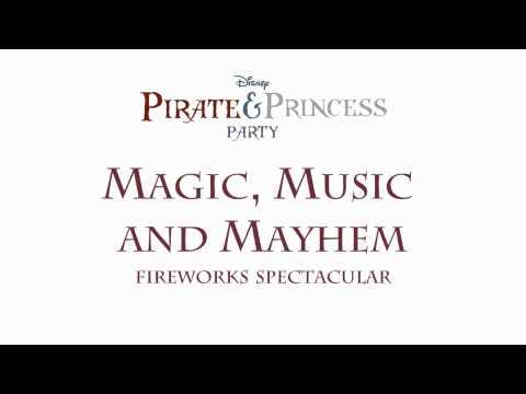 Magic, Music and Mayhem - Full Show Mix by AwesomeM12