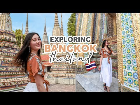 Hello Bangkok: Incredible City of Temples⎮Thailand Travel Vl