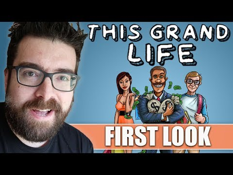 THIS GRAND LIFE | ADULT LIFE SIMULATION GAMEPLAY | FIRST LOOK & REVIEW