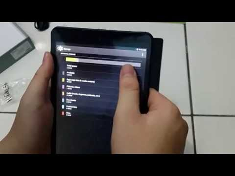 Unboxing + Hands On Axioo Windroid 8G