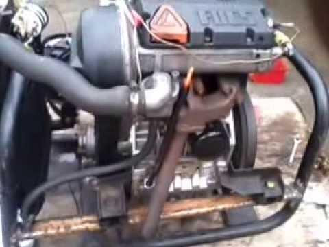 Lombardini Focs 502 Motor Ligier Microcar En Andere Youtube