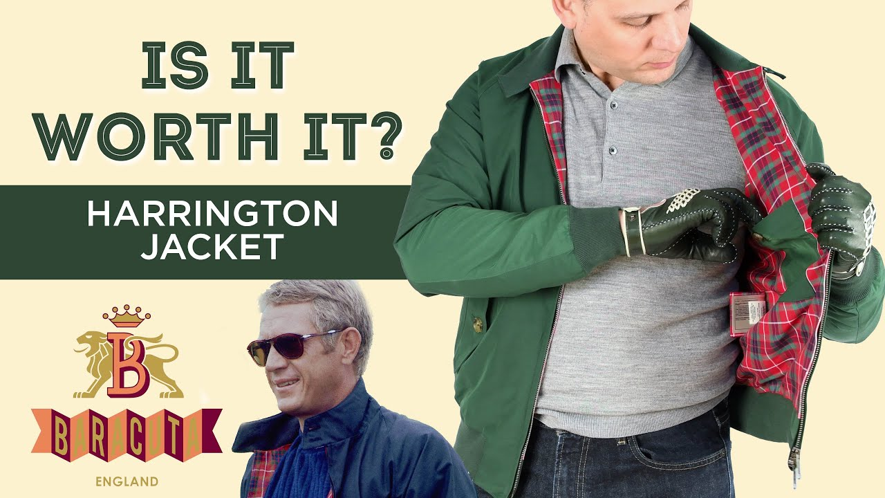 Harrington Jacket Review Baracuta G9 Is It Worth It