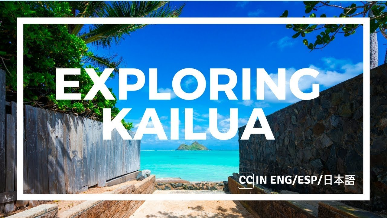 A DAY IN OUR HAWAII LIFE | Exploring Kailua - YouTube
